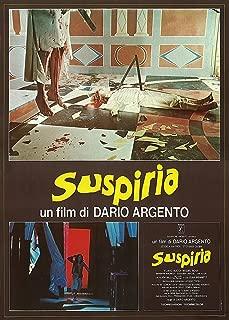 SUSPIRIA Movie Poster 1977 Dario Argento 24x36inch