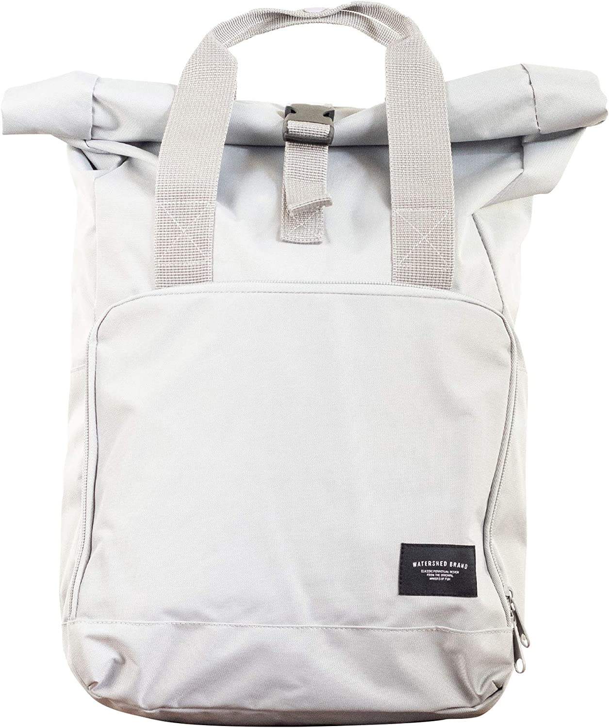Watershed Mens Shelter Backpack OFFicial site Baltimore Mall Grey - Light