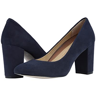 Walking Cradles Matisse (Navy Suede) High Heels