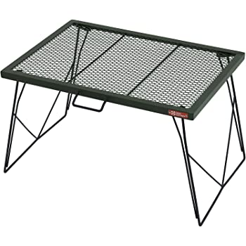テントファクトリー FDテーブル700MH TF-WLSW-FD700MH モスグリーン 75.5×50×42.5(H)cm
