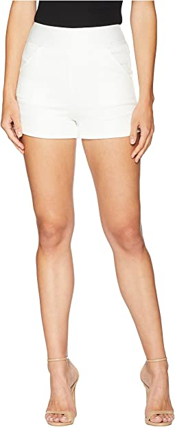 High-Waist Sardi Shorts