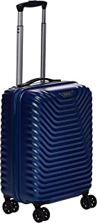 American Tourister SkyCove Hardside Spinner Luggage 55cm with 3 digit Number Lock - Blue