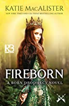 Fireborn (The Born Prophecy Novels Book 1)