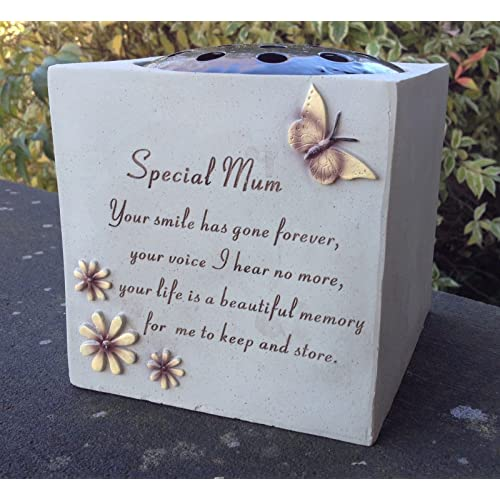 Grave Memorial Vase Amazon Co Uk