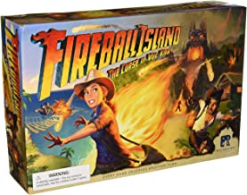Avalon Hill Fireball Island: The Curse of Vul Kar