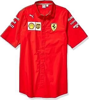 PUMA Formula 1 Mens Scuderia Ferrari Team Shirt