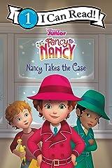 Disney Junior Fancy Nancy: Nancy Takes the Case (I Can Read Level 1) Kindle Edition