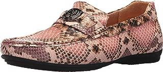 Stacy Adams Men's Cyprus MOC Toe BIT Slip-ON Driving Style Loafer