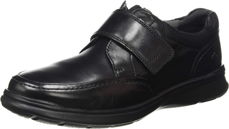 Clarks Men's Cotrell Strap Loafer