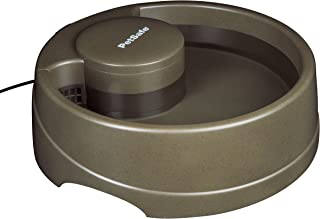 PetSafe Current Dog and Cat Water Fountain, Circulating Pet Drinking Fountain, Small to Large Breeds