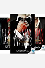 Russian Tattoos (3 Book Series) Kindle Edition