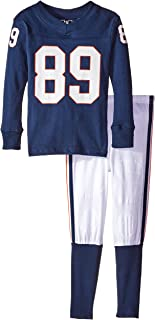 Wes and Willy Boys' Slim Ditka Long Sleeve Pajama