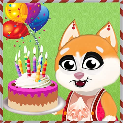 Kitty Birthday Party - Pet\'s Birthday Surprise