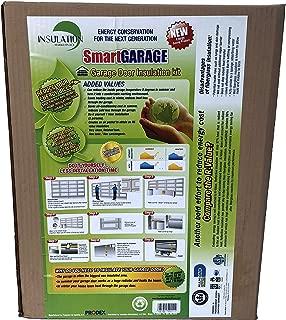 SmartGARAGE- Reflective Garage Door Insulation Kit - 18'W x 7'H (Reflective/Reflective)