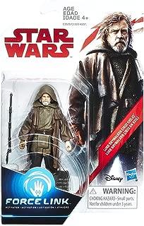 Action Figure Star Wars: The Last Jedi Luke Skywalker (Jedi Exile) 3 3/4-Inch