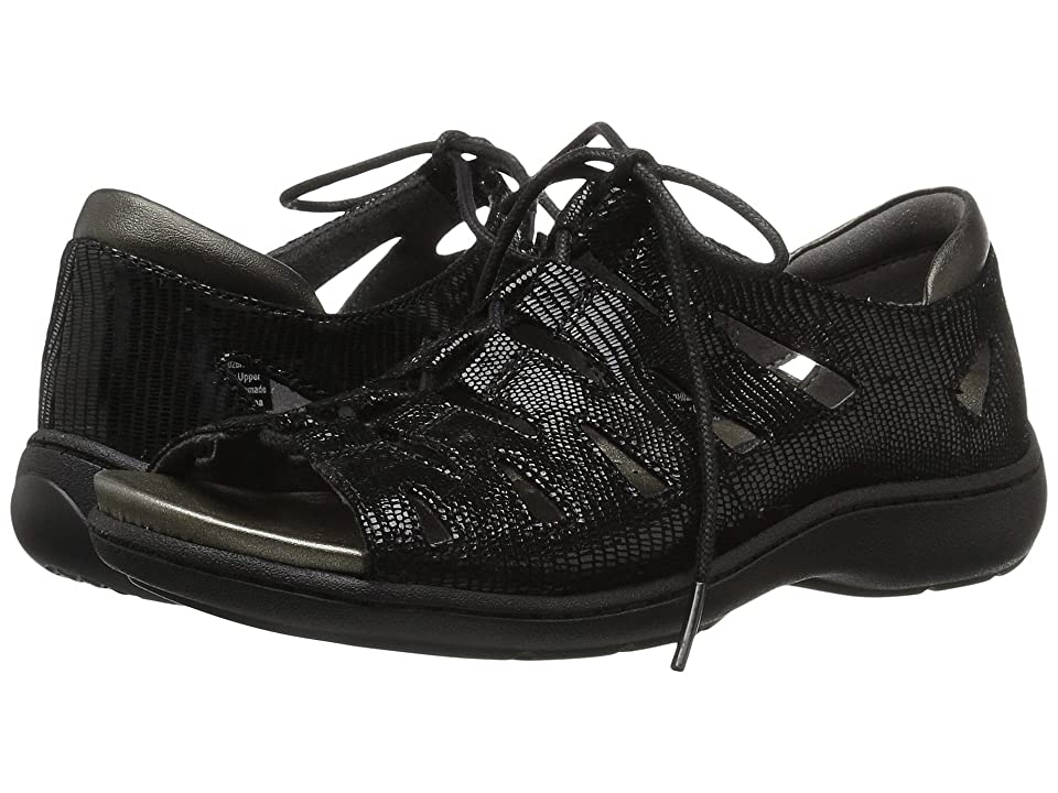 Aravon Bromly Ghillie (Black) Women