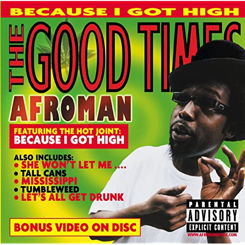 The good times by afroman on amazon music amazon. Com.