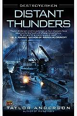 Distant Thunders: Destroyermen Kindle Edition