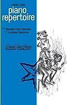 Piano Repertoire: Level 1 (David Carr Glover Piano Library)