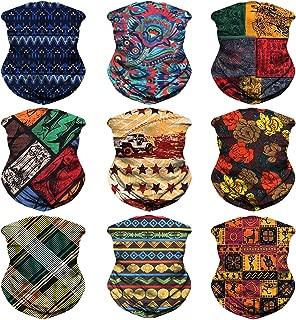 Headwear, Bandana, Neck Gaiter, Head Wrap, Headband for Men and Women, Multifunctional..