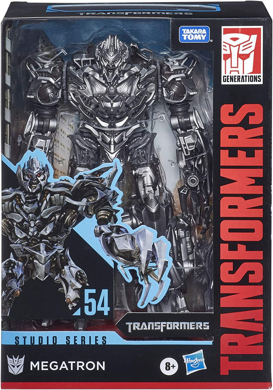Max 54% OFF Transformers Toys Studio Series Fi High material Class Voyager 54