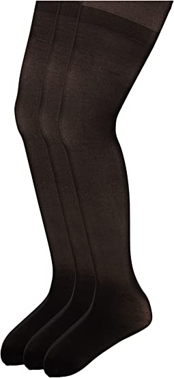 Opaque Tights 3-Pack (Little Kids/Big Kids)