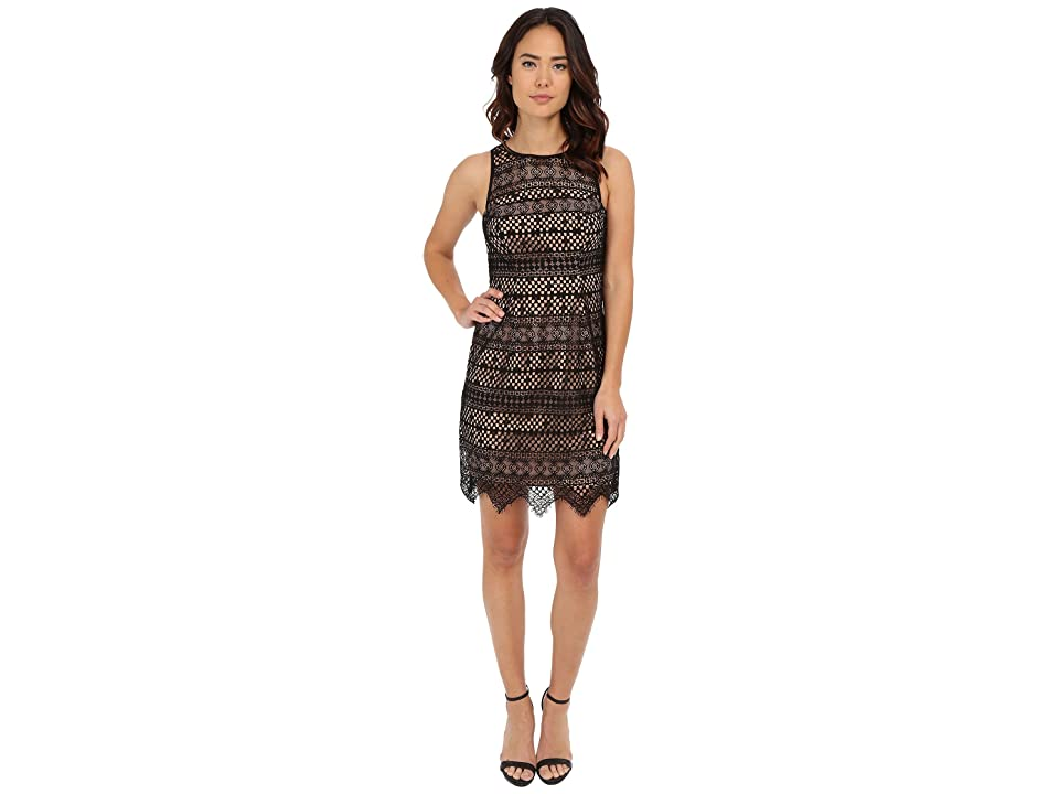 Shoshanna Bella Dress (Jet) Women