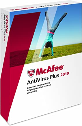 McAfee AntiVirus Plus 1User 2010 [Old Version]