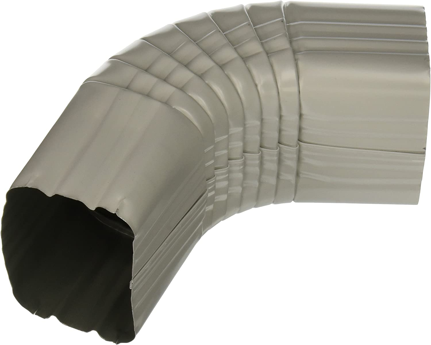 AMERIMAX HOME low-pricing PRODUCTS 47264 3x4 Aluminum Elbow White B Don't miss the campaign