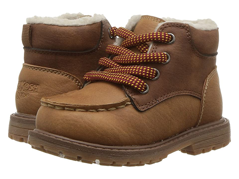 OshKosh Crowes (Toddler/Little Kid) (Tan) Boy