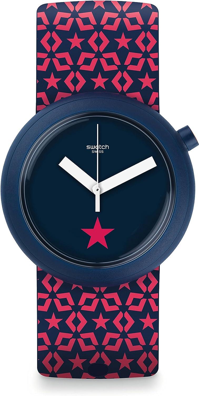 Watch Swatch POP Watch PNN100 LILLAPOP