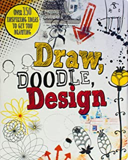Draw, Doodle, Design (Drawing Books)