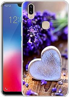 Fashionury Vivo V9 Cover/Vivo V9 Back Cover/Vivo V9 Designer Printed Soft Back Case - P091