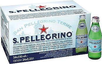Sanpellegrino sparkling mineral water, 24 x 250ml