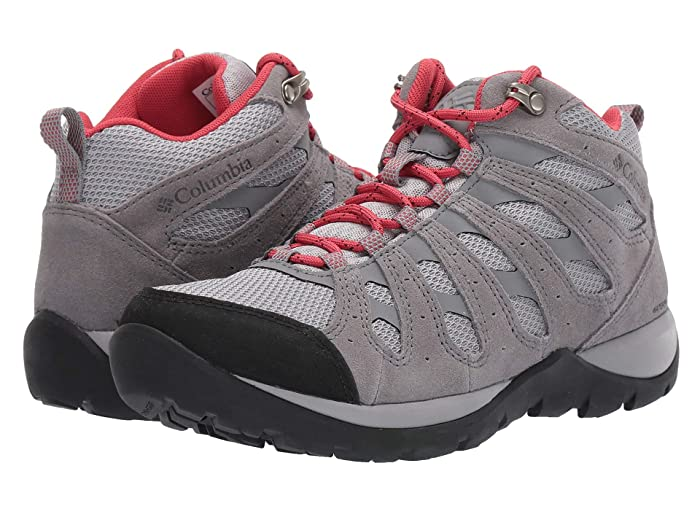 Columbia  Redmondtm V2 Mid Waterproof (Steam/Daredevil) Womens Hiking Boots