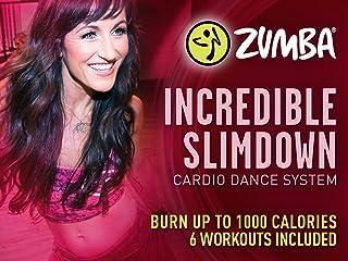 Zumba Incredible Slimdown System