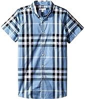 Burberry Kids - Fred Shirt (Little Kids/Big Kids)