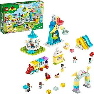 LEGO Amusement Fairground Building Carousel