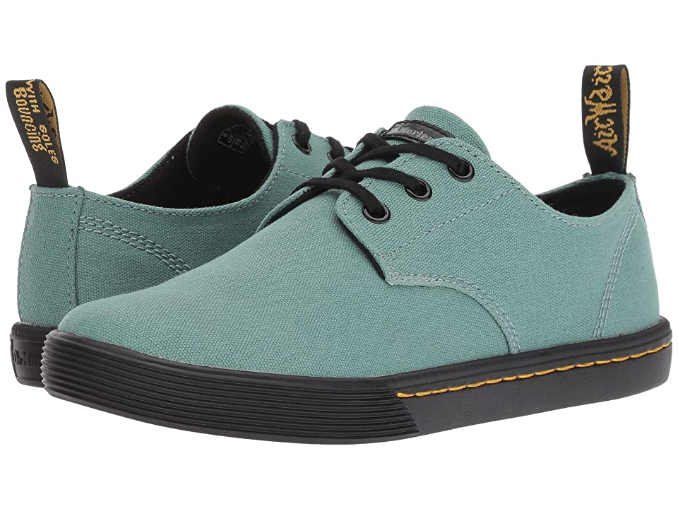 Dr. Martens Santanita Octavo (Pale Teal Canvas) Women
