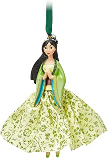 Disney Mulan Sketchbook Ornament