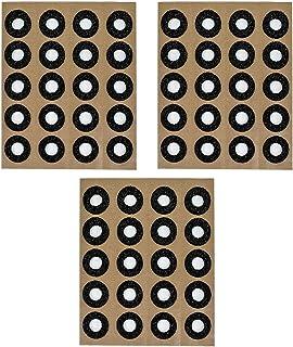 トリムダンパー 内径10mmφ×外形20mmφ/ 60個入り be on sound 内貼りクリップ用ガスケット 汎用型 (60)