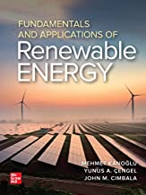 Fundamentals and Applications of Renewable Energy PDF