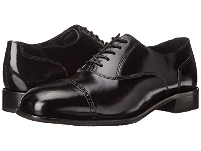 Florsheim Lexington Perfed Tip (Black Legacy) Men