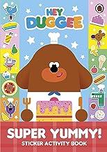 Hey Duggee: Super Yummy!: Sticker Activity Book