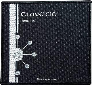 Eluveitie Origins Patch Album Art Folk Metal Music Band Jacket Sew On Applique