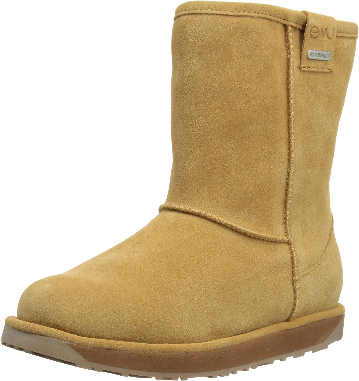 Emu Women's Paterson Lo Waterproof Ankle-High Sheepskin Boot