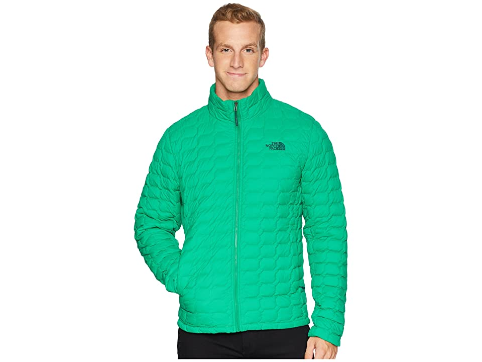 The North Face ThermoBall Jacket (Primary Green Matte) Men