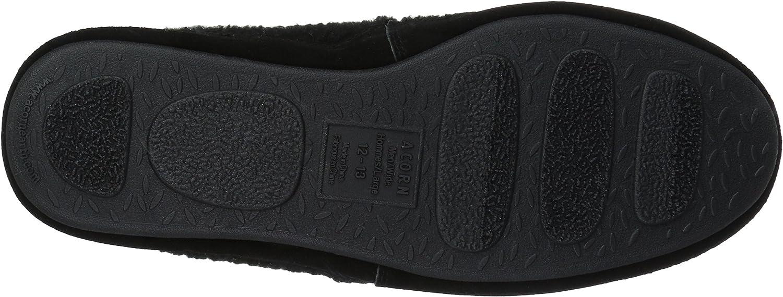 Acorn Chaussures MOC pour Homme Berbère Noire