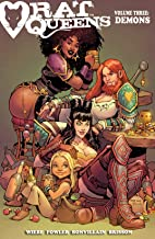 Rat Queens Vol. 3: Demons (English Edition)
