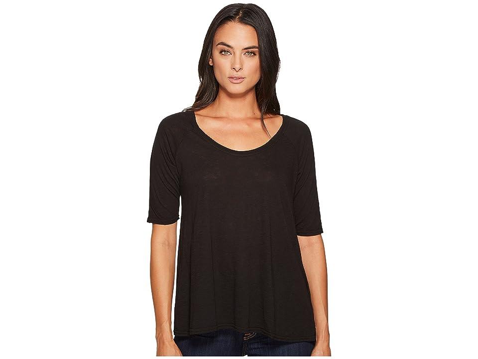 LAmade Darby Tee (Black) Women's T Shirt